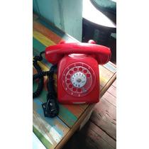 Maravilhoso Telefone Ericsson Na Cor Vermelha