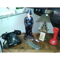Telefone Macaco Preto Baquelite
