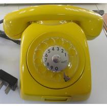 Telefone Vintage Anos 70 Original - Revisado