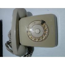 Aparelho Telefônico Antigo De Mesa Siemens
