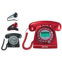 Telefone Identificador Vintage Retro