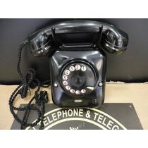 Telefone Antigo Siemens Original De Parede