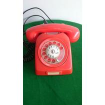 Telefone Ericson Vermelho Para Decoraçao
