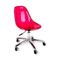 Cadeira Acrílica Charles Eames Dkr Office/escritório