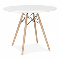 Base Para Mesa Jantar Eames Eiffel Wood - Design