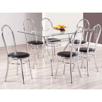 Sala De Jantar Madri 6 Cadeiras