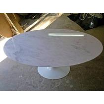 Mesa Saarinen Jantar Oval Espirito Santo 1,60 X 0,90