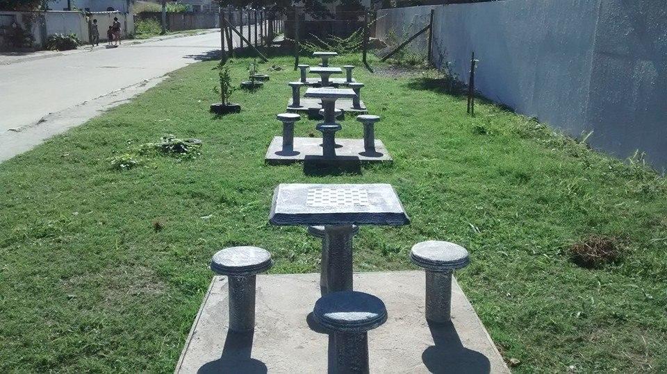 banco de jardim cimento : banco de jardim cimento:Preço R 300 Bancos De Jardim E Internos Parcelamento No Cartão De