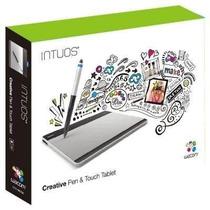 Mesa Digitalizadora Wacom Intuos Pen&touch Small Cth480 1099