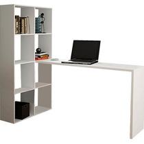 Mesa Para Computador - Mesa Para Notebook - Mesa Com Estante