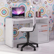 Mesa Para Computador Escrivaninha Notebook Branco Kappesberg