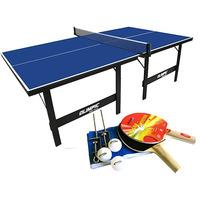 Mesa Ping Pong Tênis Mesa Olimpic #1013 + Kit Raquetes #5030
