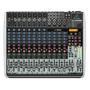 Qx2222usb Mixer 22 Canais Qx 2222 Usb Behringer Promoção!!