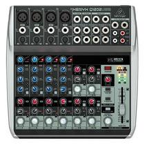 Mixer Xexyx Q1202 Usb - Behringer