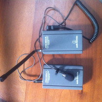 Audio Technica - Tecnico De Som - Wireles