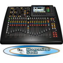 Mesa Digital Mixer Compact X32 Behringer Loja Magazine Som