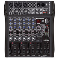 Mesa De Som Mixer Waldman Slim 1204fx* 12 Canais/efeitos