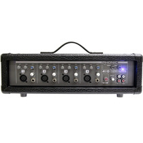 Mesa Som Amplificada Profissional 100w Phonic Powerpod 410