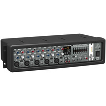 Mesa De Som Amplificada Behringer Pmp530 Mixer Europower