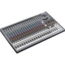 Mesa Behringer Sx2442fx Eurodesk 24 Inputs 4 Bus-mixer 00675