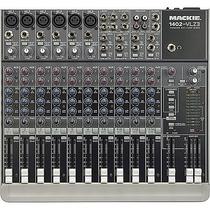 Mix Mackie 1402 Vlz 3 Mesa Som 1402 Vlz3