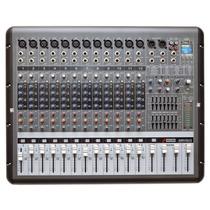 Mesa Arcano Amplificada Armr12-fx Usb 1300 Watts Equalizador