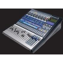 Studiolive 16,0,2 -mesa De Som Digital Mixer Presonus.oferta