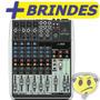 Mesa De Som Behringer Xenyx Q1204 Usb + Brinde O F E R T A