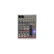 Mesa De Som Mixer Phonic Am 105 10 Canais Frete Gratis Sul S