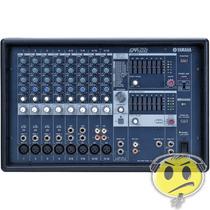 Mesa De Som Cabeçote Yamaha Amplificada Emx 212s Efeito