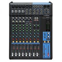 Mesa Yamaha Mg12 Na Cheiro De Música Loja Autorizada !!