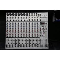 Mesa De Som Behringer - Eurorack Ub2222fx - Pro