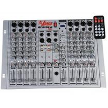 Mesa Leacs 802xlr 8 Canais Com Usb 1454