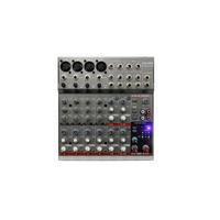 Mesa Som Mixer Phonic Am125fx Com Efeitos