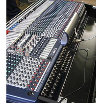 Mesa Soundcraft Gb8 48 Canais