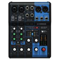 Mesa Yamaha Mg06x Na Loja Cheiro De Música Autorizada !!