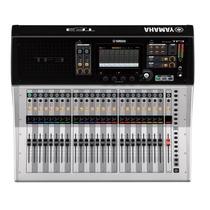 Mesa De Som Mixer Digital 24 Canais Usb 2.0 Tf3 Yamaha +nf