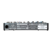 Mesa Behringer Xenyx 1202fx C/efeitos 12 Canais Profissional