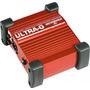 Direct Box Behringer Gi100 Ultra-g Ativo - Simulador De Amp