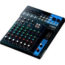 Mesa De Som Mg10 Yamaha 10 Canais - 03 Estéreo