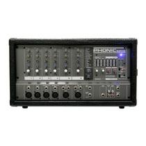 Mesa Amplificada Phonic Powerpod 620 P
