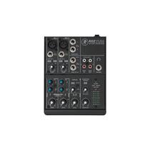 Mixer Mackie 402vlz4 Mini Mesa Som 4 Canais Áudio 402 Vlz4