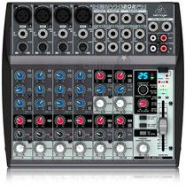 Mesa De Som Behringer Xenyx 1202fx C/efeitos Mixer 12 Canais