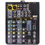 Mesa De Som Usb Profissional 6 Canais Skp Vz 6.2 Mixer