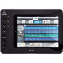 Interface De Audio Behringer I Studio Is202 Midi P/ Ipad