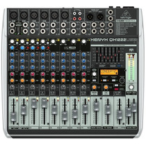 Qx1222usb Mesa De Som Behringer Xenyx Qx1222 Usb Q X1222 Usb
