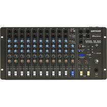 Mesa De Som 12 Canais Usb Estéreo Digital Mxs12sd Ciclotron