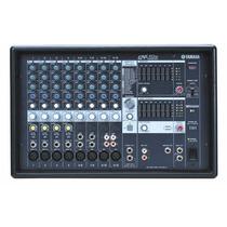 Mesa De Som Amplificad Yamaha Emx312sc Promoção Frete Gratis
