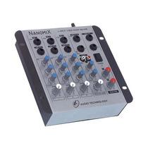 Mesa Audio Na402r Nanomix 4 Canais L.l.