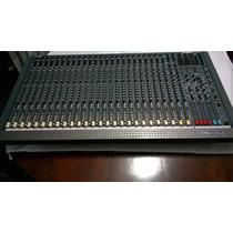 Mesa De Som Soundcraft Spirit 24/4.2 Live